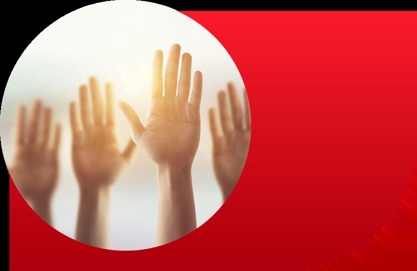 Tendre la main | Fondation Marc Saulnier Lavaltrie